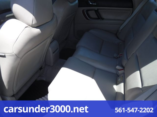 2005 Subaru Outback XT Ltd Lake Worth , Florida 3