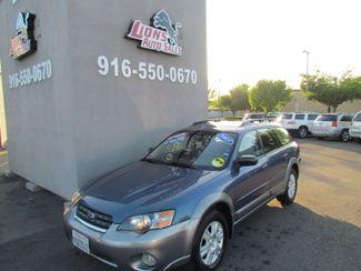 2005 Subaru Outback in Sacramento, CA 95825