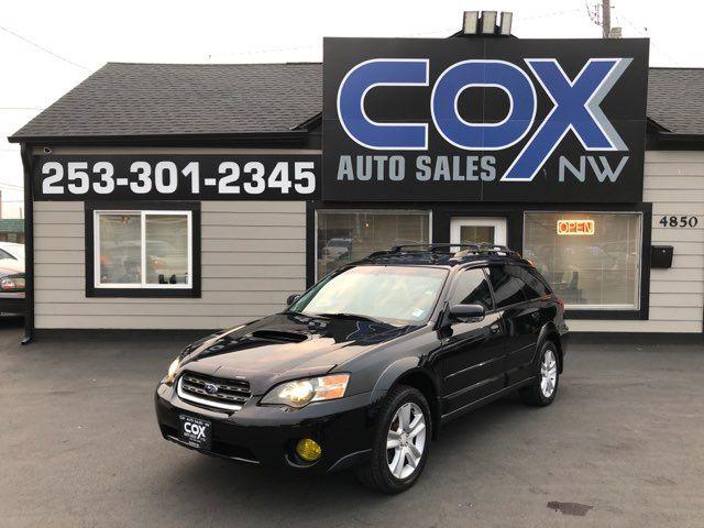 2005 Subaru Outback XT Ltd