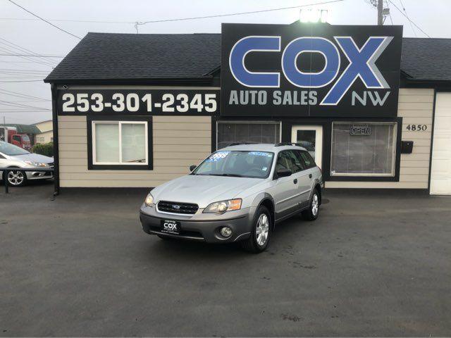 2005 Subaru Outback Base in Tacoma, WA 98409