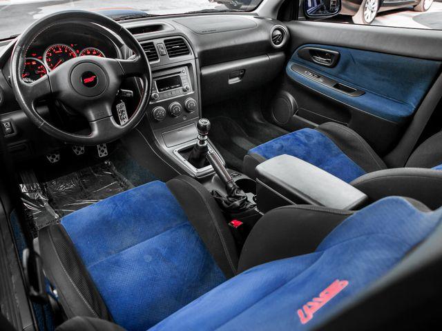 2005 Subaru WRX STi Burbank, CA 9