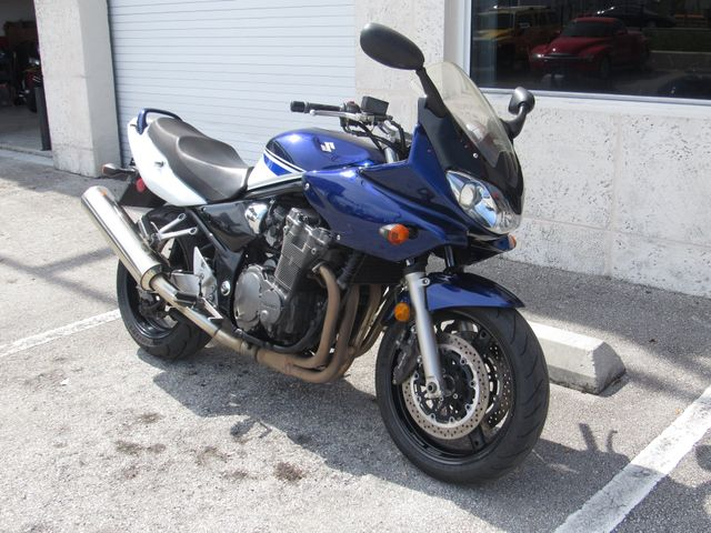 2005 Suzuki Bandit 1200S in Dania Beach Florida, 33004