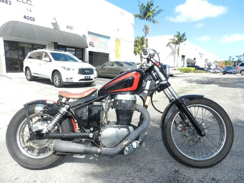 2005 Suzuki Boulevard S40 CUSTOM BOBBER SAVE $$ + *WARRANTY in Hollywood, Florida