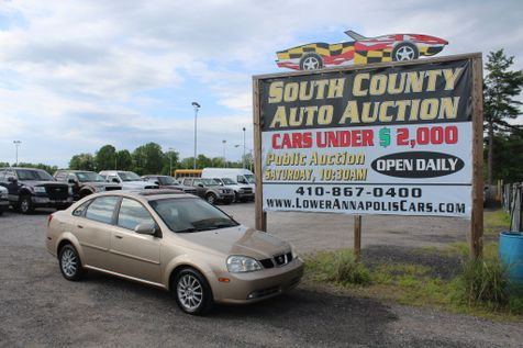 2005 Suzuki Forenza LX in Harwood, MD