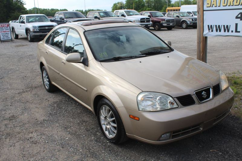 2005 Suzuki Forenza LX  city MD  South County Public Auto Auction  in Harwood, MD