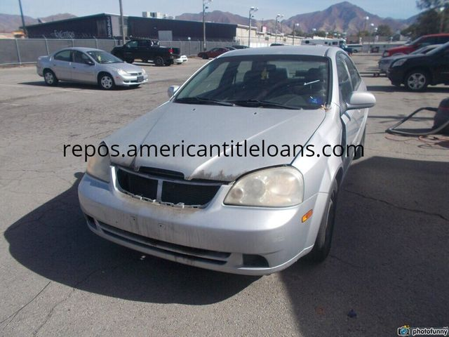 2005 Suzuki Forenza S Salt Lake City, UT