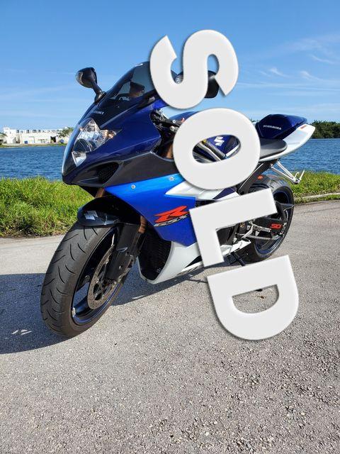2005 Suzuki GSX-1000 in Dania Beach , Florida 33004