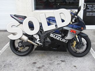 2005 Suzuki GSXR750 in Dania Beach Florida, 33004