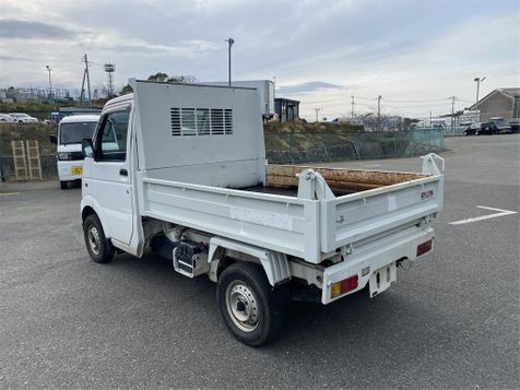 2005 Suzuki Japanese Minitruck  [a/c, power steering, dump bed] | Jackson, Missouri | GR Imports in Jackson, Missouri
