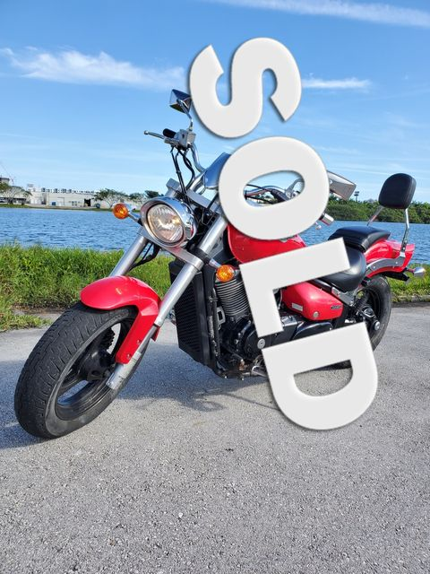 2005 Suzuki M50KS BOULEVARD in Dania Beach , Florida 33004