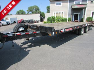 2005 Towmaster Deck Over Trailer T20 Trailer in St Cloud, MN