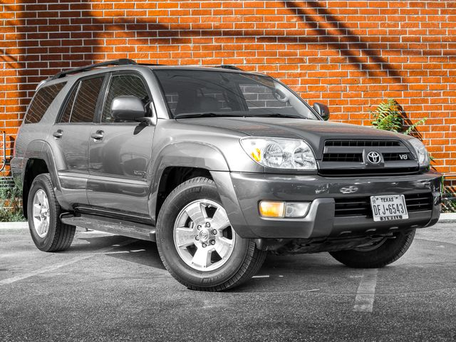 2005 Toyota 4Runner Limited Burbank, CA 2
