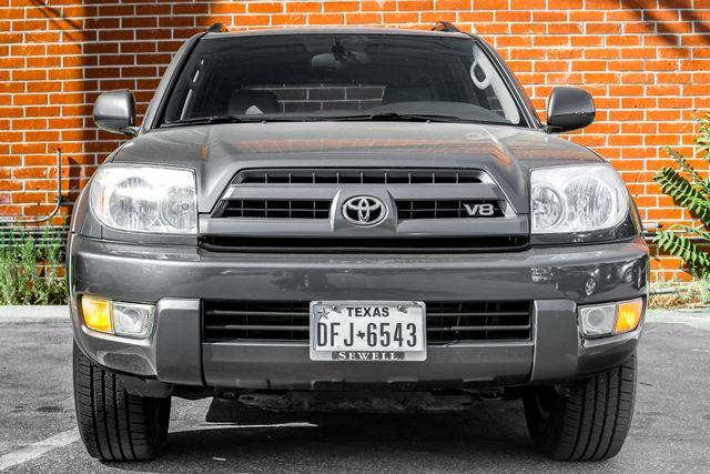 2005 Toyota 4Runner Limited Burbank, CA 1