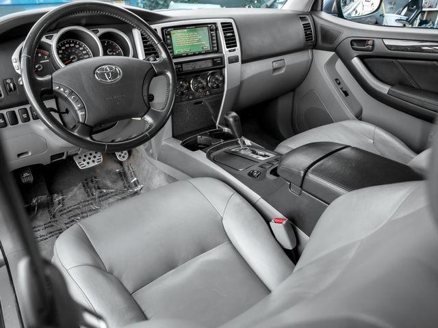 2005 Toyota 4Runner Limited Burbank, CA 9