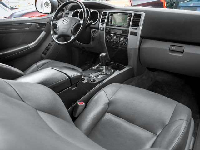2005 Toyota 4Runner Limited Burbank, CA 10