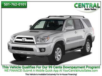 2005 Toyota 4Runner SR5 | Hot Springs, AR | Central Auto Sales in Hot Springs AR