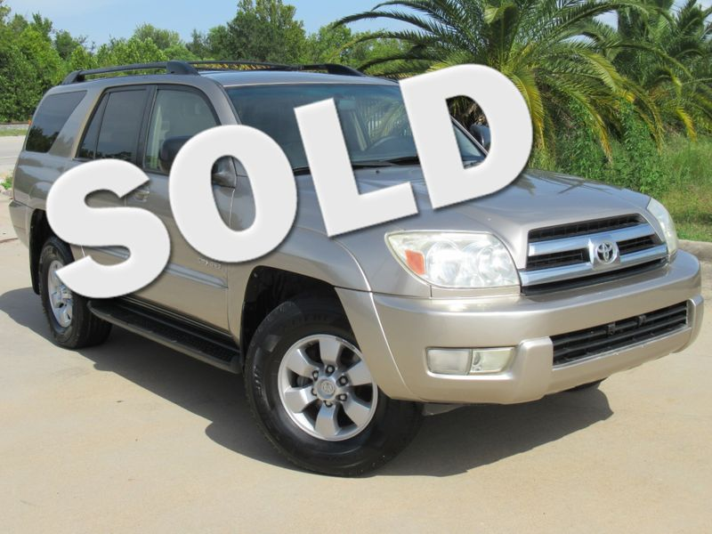 2005 Toyota 4Runner SR5 4WD | Houston, TX | American Auto Centers in Houston TX