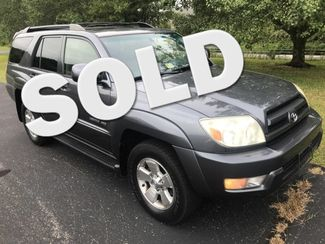 2005 Toyota 4Runner Limited Knoxville, Tennessee