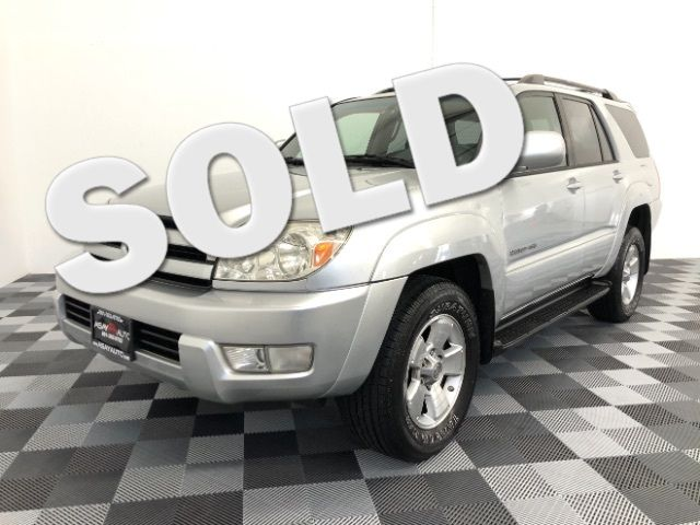 2005 Toyota 4Runner Limited LINDON, UT