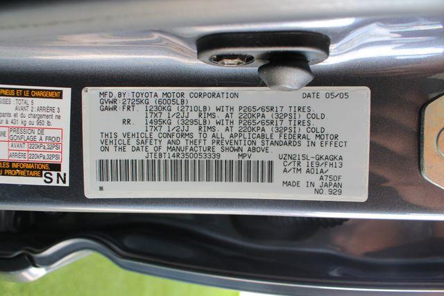 2005 Toyota 4Runner SR5 Sport 4WD- JBL SOUND - CARGO SYSTEM - 4.7L V8! Mooresville , NC 42
