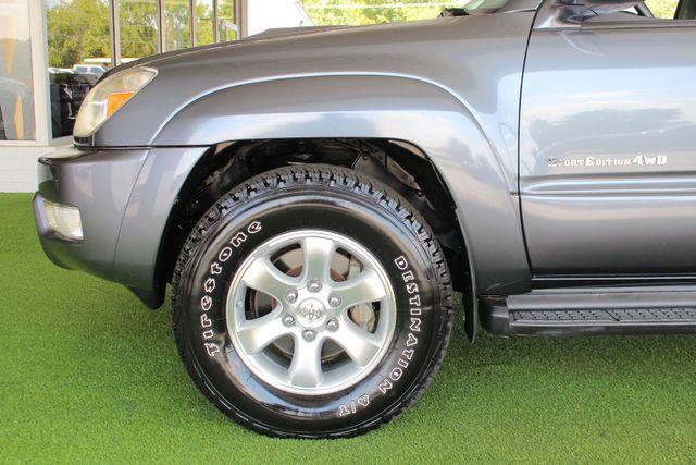 2005 Toyota 4Runner SR5 Sport 4WD- JBL SOUND - CARGO SYSTEM - 4.7L V8! Mooresville , NC 19