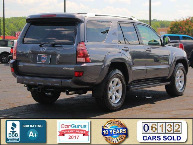 2005 Toyota 4Runner SR5 Sport 4WD- JBL SOUND - CARGO SYSTEM - 4.7L V8! Mooresville , NC 2