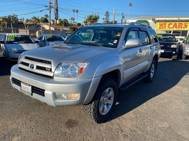 2005 Toyota 4Runner Sport w/ LoJack, Bilstein Shocks, Bluetooth,ECT. in San Diego, CA 92110