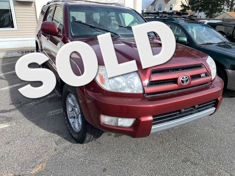 2005 Toyota 4Runner SR5 in West Springfield, MA