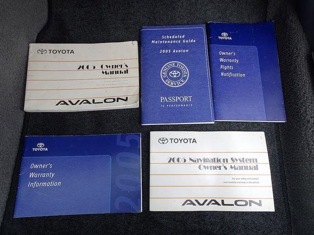 2005 Toyota Avalon Limited Madison, NC 51