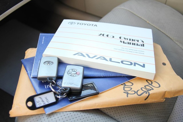 2005 Toyota Avalon Limited Santa Clarita, CA 21