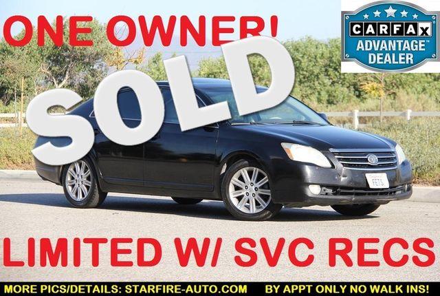 2005 Toyota Avalon Limited Santa Clarita, CA