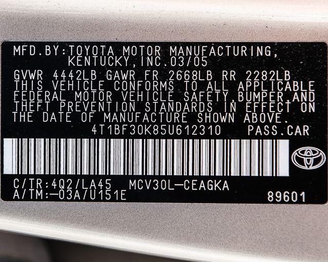 2005 Toyota Camry XLE Burbank, CA 25