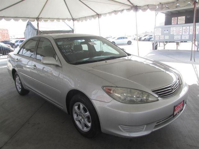 2005 Toyota Camry LE Gardena, California 3