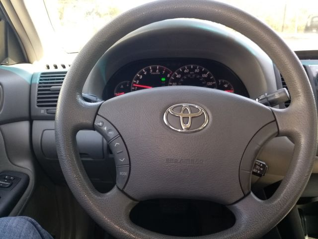 2005 Toyota Camry LE Houston, Mississippi 6