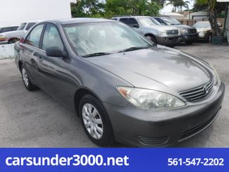 2005 Toyota Camry LE Lake Worth , Florida