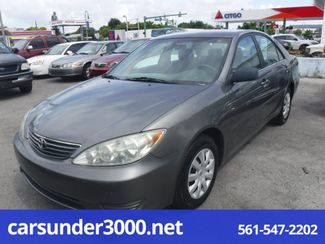 2005 Toyota Camry LE Lake Worth , Florida 1