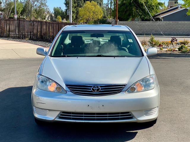 2005 Toyota CAMRY LE AUTOMATIC SUNROOF ALLOY WHLS SER VICE RECORDS XLNT COND. in Van Nuys, CA 91406
