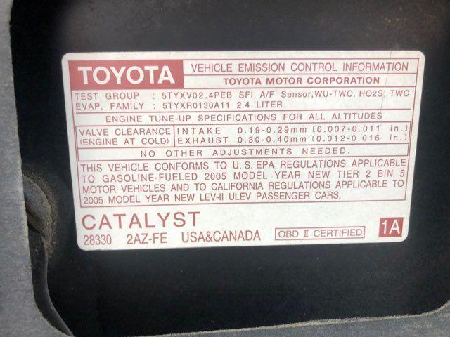 2005 Toyota Camry LE in San Antonio, TX 78212