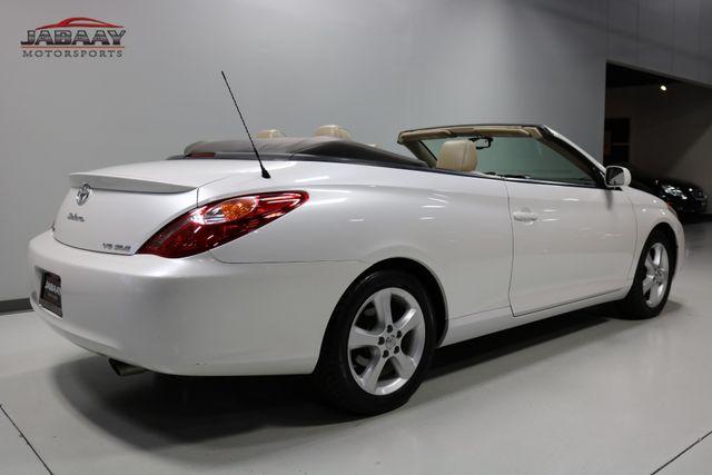 2005 Toyota Camry Solara SLE Merrillville, Indiana 4