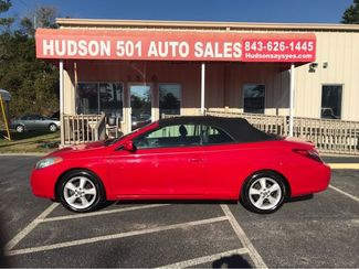 2005 Toyota Camry Solara SLE | Myrtle Beach, South Carolina | Hudson Auto Sales in Myrtle Beach South Carolina