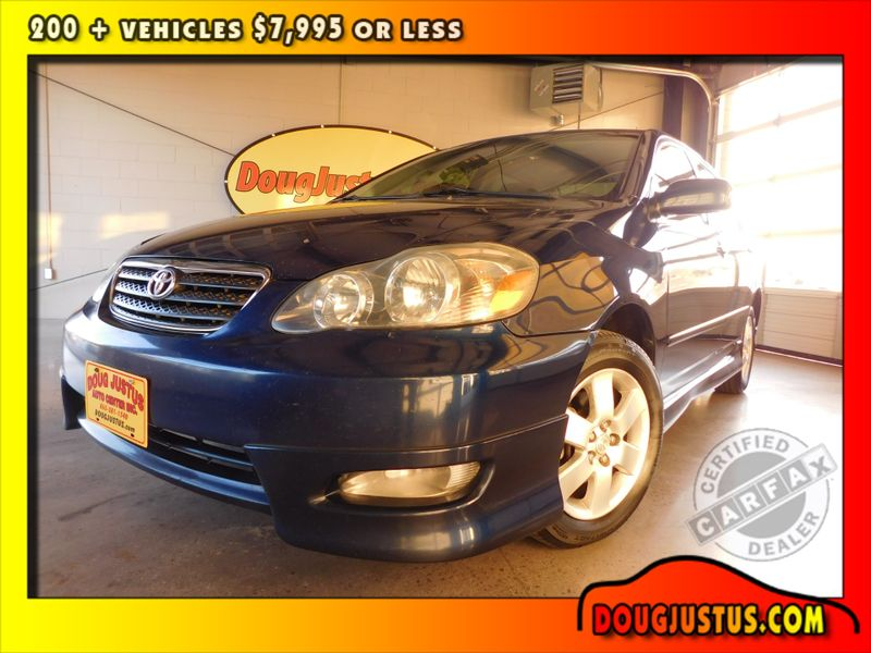 2005 Toyota Corolla CE  city TN  Doug Justus Auto Center Inc  in Airport Motor Mile ( Metro Knoxville ), TN