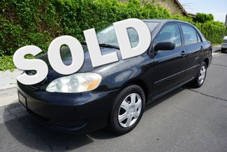 2005 Toyota Corolla in Cathedral City, California
