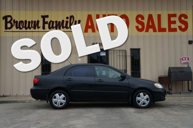2005 Toyota Corolla CE | Houston, TX | Brown Family Auto Sales in Houston TX