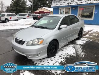 "2005 Toyota Corolla S ""Pre-Auction Wholesale"" in Lapeer, MI 48446"