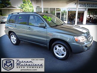 2005 Toyota Highlander Limited Chico, CA 0
