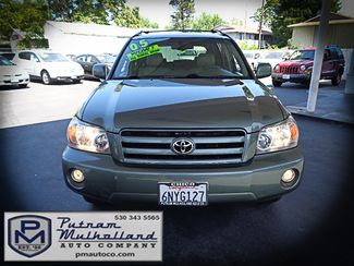 2005 Toyota Highlander Limited Chico, CA 1