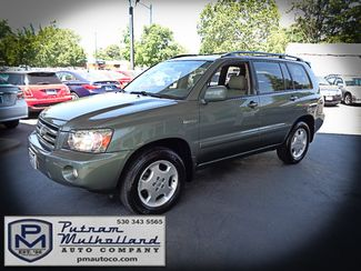 2005 Toyota Highlander Limited Chico, CA 2