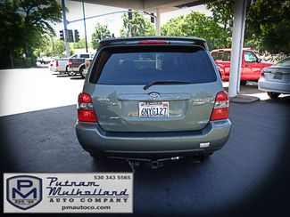 2005 Toyota Highlander Limited Chico, CA 5
