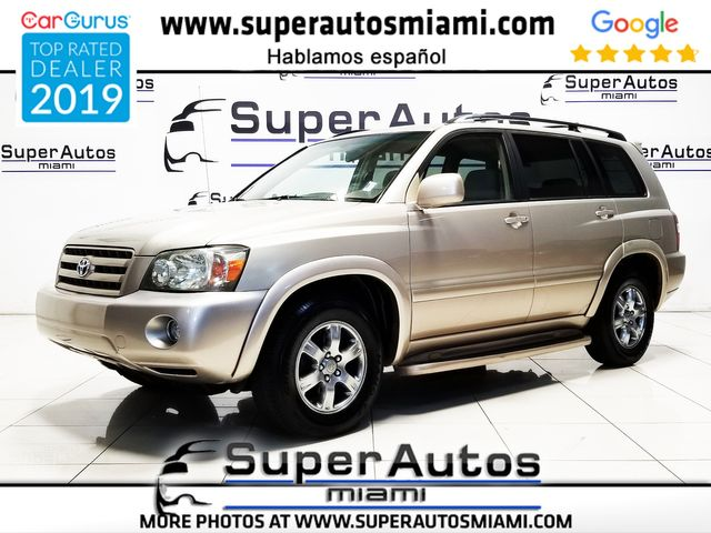 2005 Toyota Highlander in Doral, FL 33166