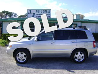 2005 Toyota Highlander in Fort Pierce, FL